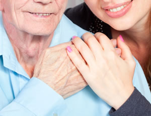 elderlymanwithcaregiver